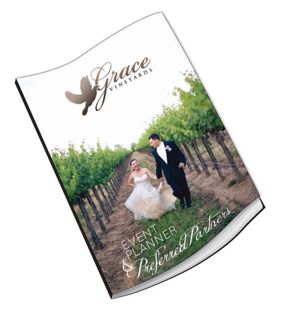 Wedding planner book Our Weddings